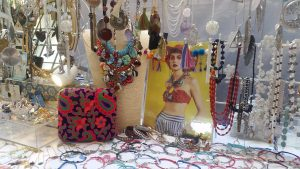 Visitors can shop from a diverse range of handmade Fashion Accessories & Jewellery Stalls at Portobello Green Market