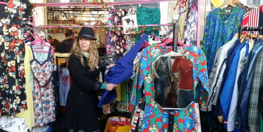 Retuned Vintage by Amand at Portobello Green Market