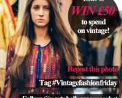 Win £50 to spend at the world famousPortobello Green Vintage Market