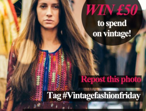 Shopping Competition – Win £50 to Spend at the Portobello Green Vintage Market