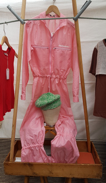 1980's Candy Jumpsuit from A Small Collection of Good Stuff